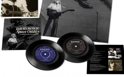 "David Bowie's ""Space Oddity"" Gets 50th Anniversary Box Set"
