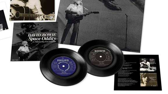 """David Bowie's """"Space Oddity"""" Gets 50th Anniversary Box Set"""