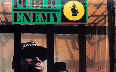 Public Enemy ‎– It Takes A Nation Of Millions To Hold Us Back 1988/2013