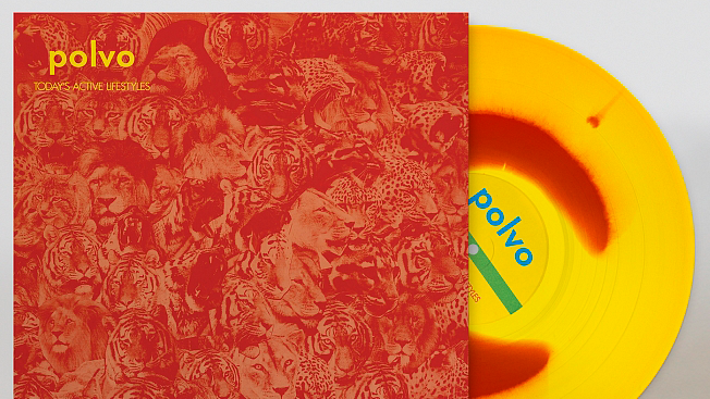 Merge Re-issues Polvo's Debut & Sophomore Records